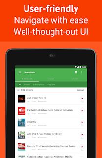 Podcast Player - Free screenshot 09