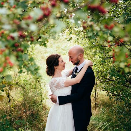 Fotógrafo de bodas Anton blinkenberg Zeuthen (byzeuthen). Foto del 29.09.2017