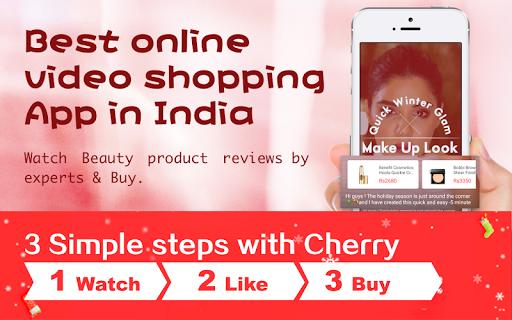 Cherry- Online Video Shopping AP ss1