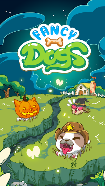 Fancy Dogs – Puzzle & Puppies v1.4.4 [Mod]