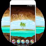 Beautiful Summer Beach Live Wallpaper:Relax Screen Icon