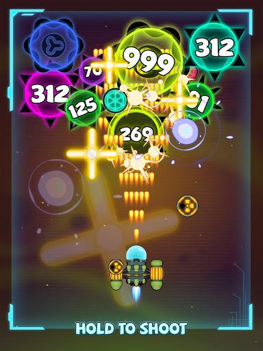 Virus War - Space Shooting Game 1.6.9 screenshots 6