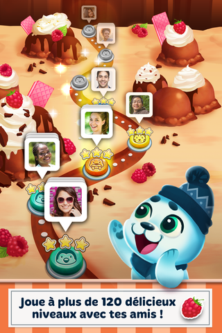 android Frozen Frenzy Mania Screenshot 3