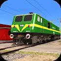 City Train Driving Simulator: Public Train icon