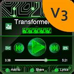 Transformer PlayerPro Skin