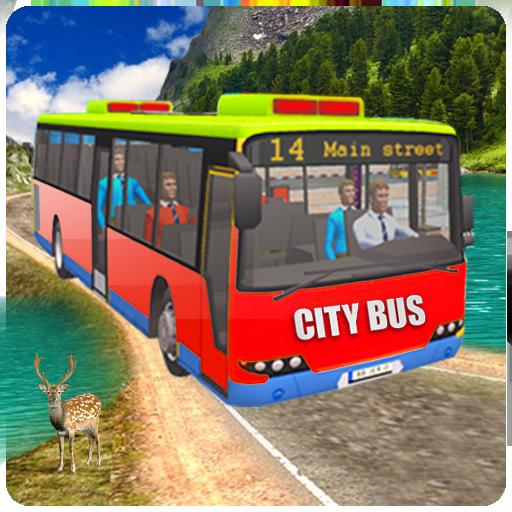 Amazing Coach Bus Simulator 3D