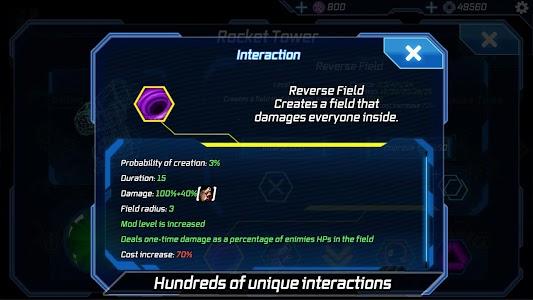 Sci Fi Tower Defense. Module TD 1.67 (Mod Money)