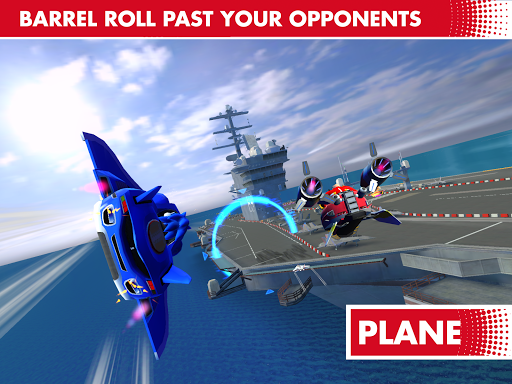Sonic Racing Transformed screenshot 9