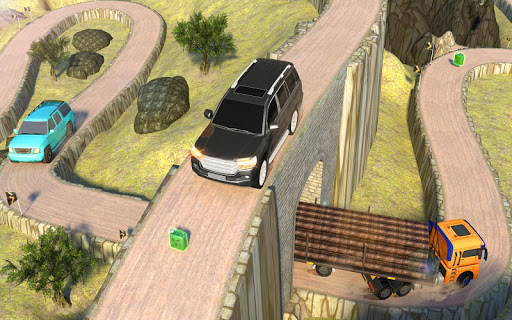 Real  Offroad Prado Driving Games: Mountain Climb 1.0 Cheat screenshots 2