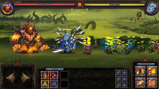 Code Triche Epic Heroes: Action + RPG + strategy + super hero APK MOD screenshots 2