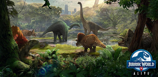 Jurassic World Alive - Apps on Google Play