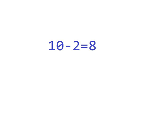 Subtraction game for kids