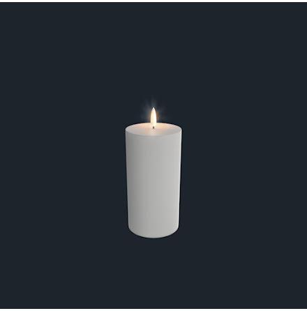 UYUNI Pelarljus LED - Vit - 7,8 x 18 CM