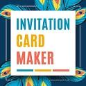 Invitation Card Maker Free - Invitation Card icon