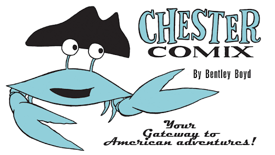 Chester Comix- screenshot thumbnail