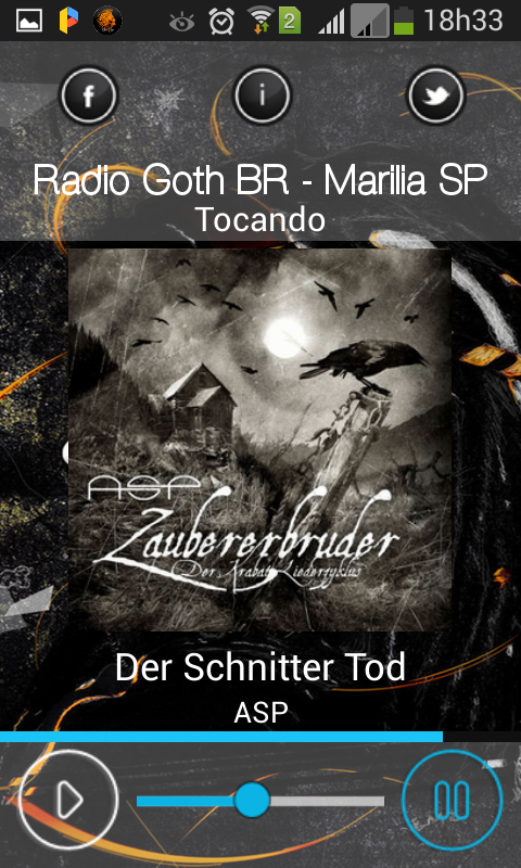Radio Rock Now- screenshot