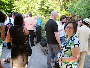 Photo: #eden14 Welcome Cocktail in the Botanical Garden 5 Photo by SRCE