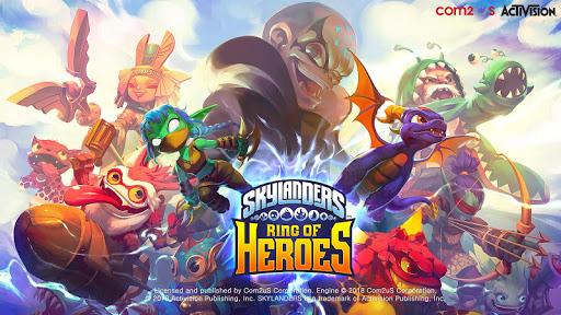 Skylandersu2122 Ring of Heroes 1.0.6 screenshots 1