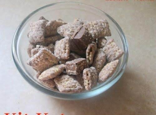 Kit Kat Muddy Buddies Recipe