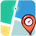 Driving Maps City Navigation & Car Traffic Routes icon