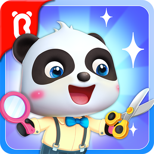 Baby Panda\'s Hair Salon