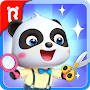 Download Baby Panda's Hair Salon apk