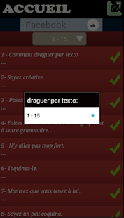 Draguer par texto- screenshot thumbnail