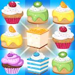 Cake Jam Match 3 Icon