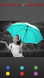 Barevné Efekty Foto Editor - náhled