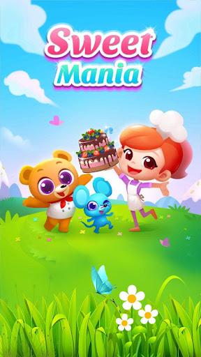 Sweet Mania u2013 Match 3 Game for Free 6.7.0 screenshots 5