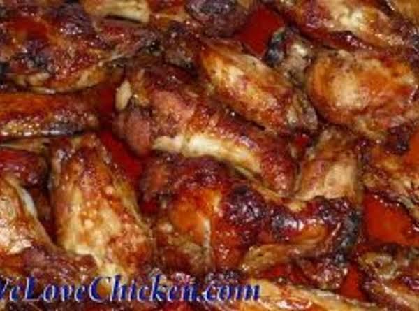 Spicy Honey Wings