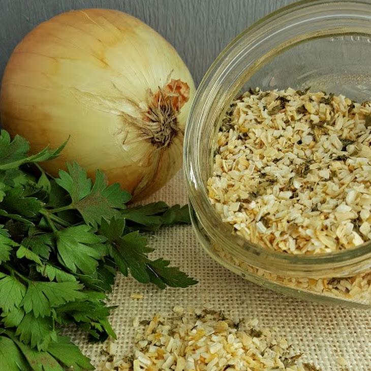 Onion Soup Mix Recipe
