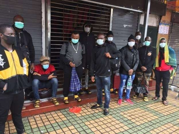 Kenyans in China still crying for help