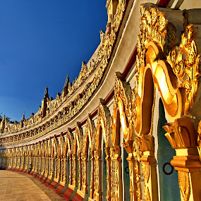 Cathedrals  by Aung Kyaw Soe - Buildings & Architecture Places of Worship