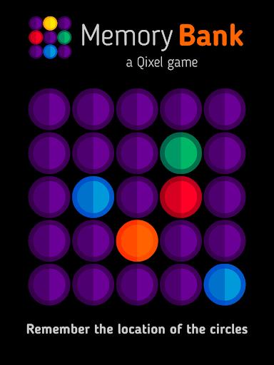 Memory Bank - Qixel Brain Game Apk Download 5