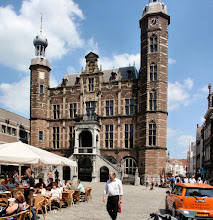 Photo: Das Rathaus von Venlo