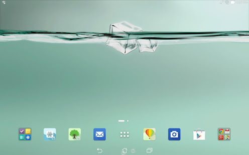 ASUS LiveWater(Live wallpaper)