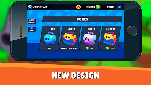 Box Simulator for BrawlStars 2.3.2 screenshots 1