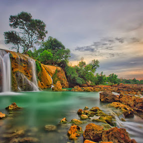 the paradise by Eko Sumartopo - Landscapes Waterscapes