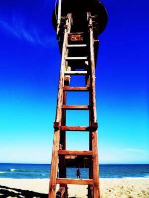 La scala sul mare di lexa