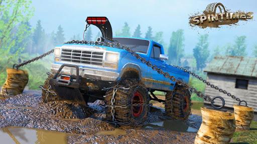 Spintimes Mudfest - Offroad Driving Games apktram screenshots 2
