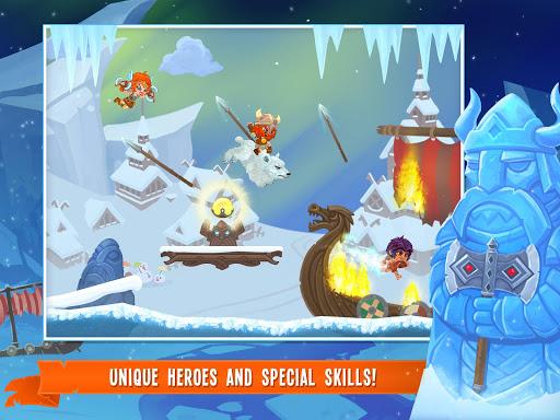 Dash Legends Multiplayer Race screenshot 6