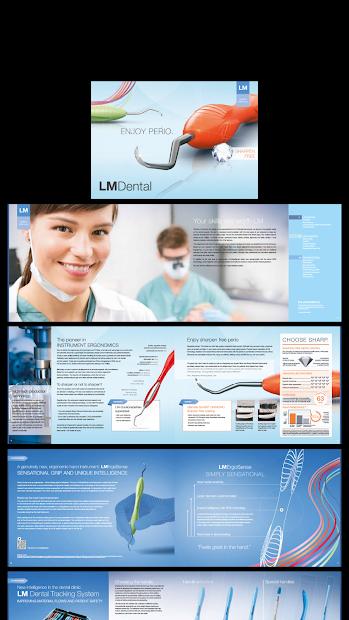 LM-Dental Material Kit screenshot 2