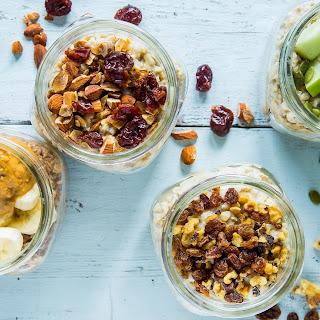 On-the-Go Mason Jar Oatmeal Recipe