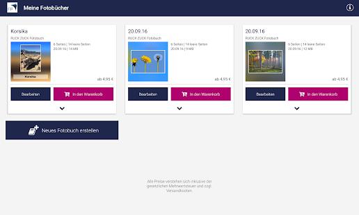 fotopremio fotobuch erstellen android apps auf google play. Black Bedroom Furniture Sets. Home Design Ideas