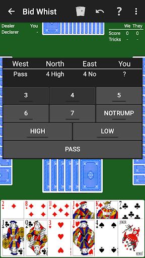 Bid Whist by NeuralPlay 3.01 screenshots 1