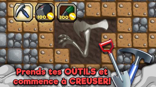 Télécharger Dino Quest - Jeu de Dinosaures APK MOD (Astuce) screenshots 1