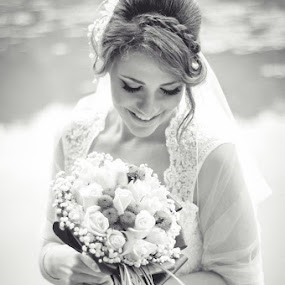 Bride by Vlada Jovic - Wedding Bride ( bride )