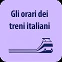 Italian Trains Timetable icon