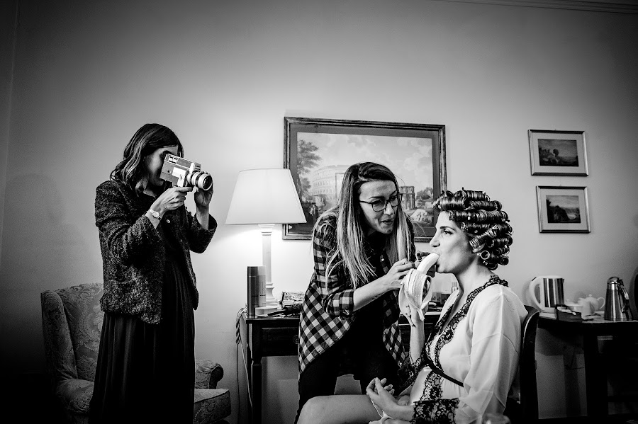 Wedding photographer Massimiliano Magliacca (Magliacca). Photo of 26.04.2017